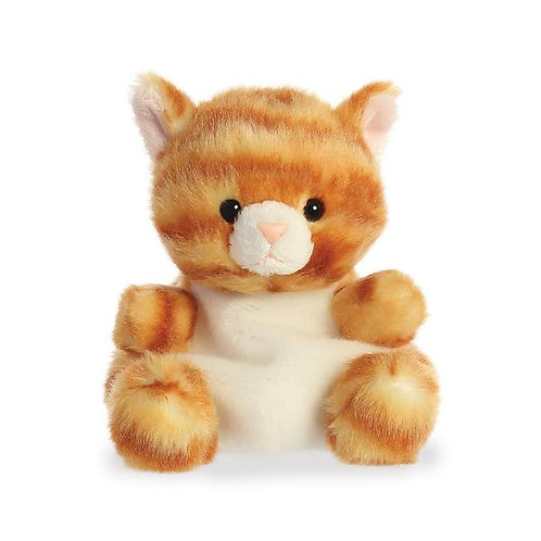 Palm Pals Meow Kitty 5in Soft Toy