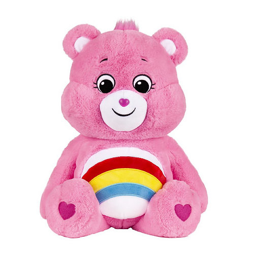 Care Bears Jumbo Cheer Bear Soft Toy