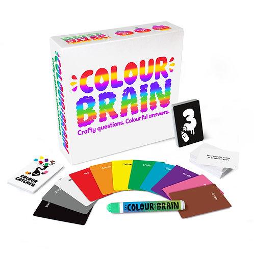 Big Potato Colour Brain Board Game