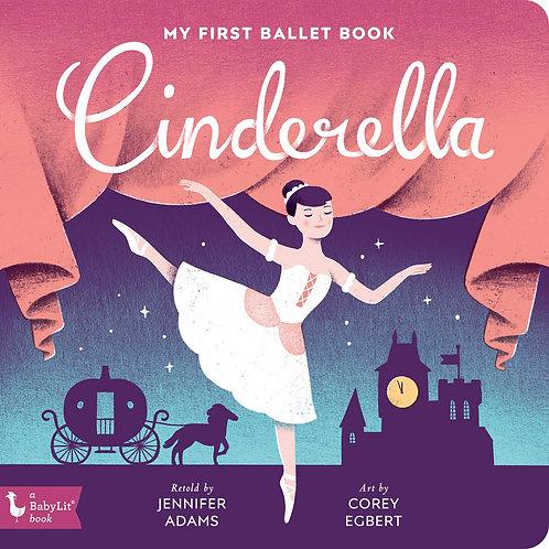 Cinderella (My First Ballet Book)