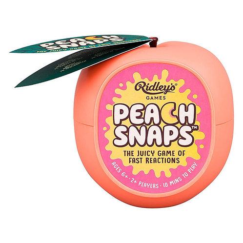 Ridley's Games Peach Snaps Card Game