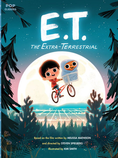 E.T. the Extra-Terrestrial Classic Illustrated Story Book