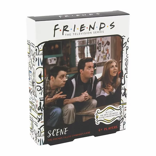 Friends Scene Charades Game