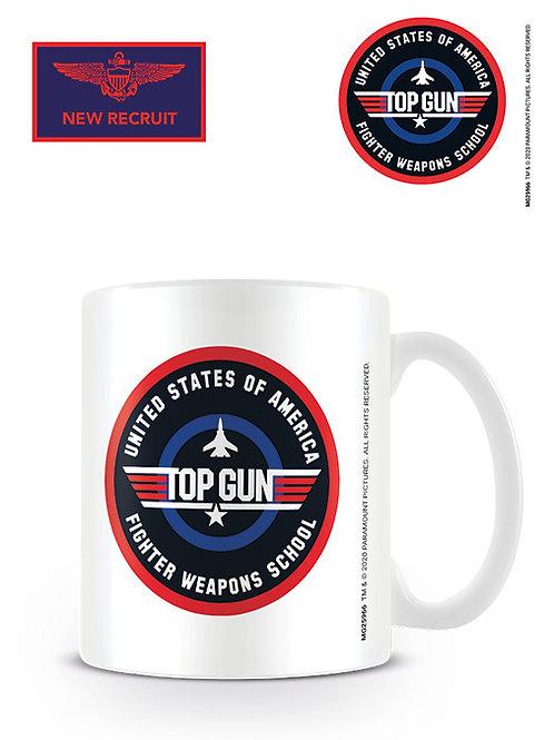 Top Gun Fighters Weapon School Mug