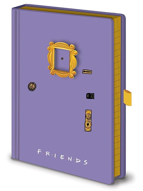 Friends Door A5 Premium Notebook