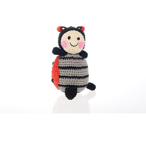 Ladybird Toy by Pebble Child
