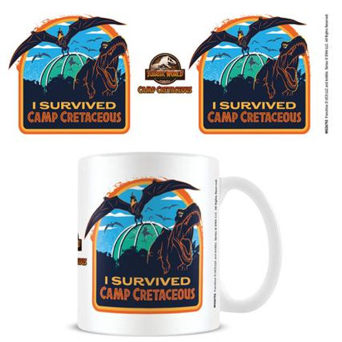 Jurassic Park Camp Cretaceous Mug