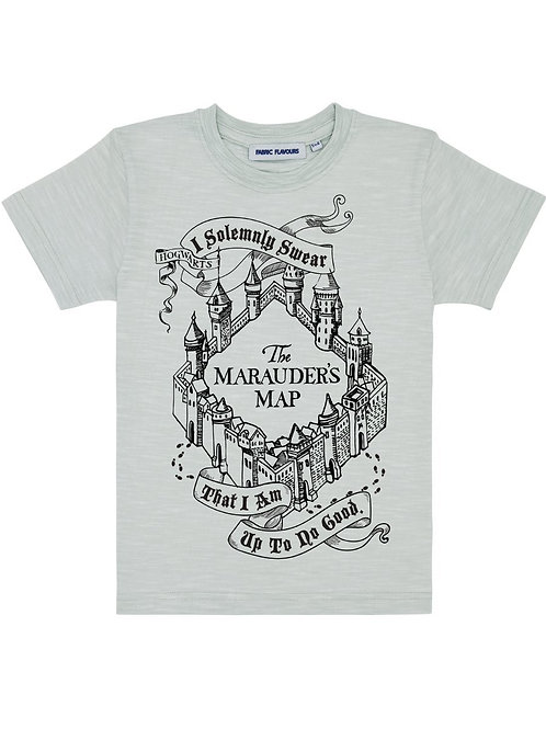 Fabric Flavours Harry Potter Marauder's Map Tee