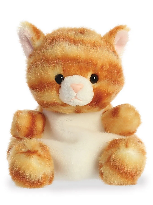 Palm Pals, Meow Kitten 5in Soft Toy