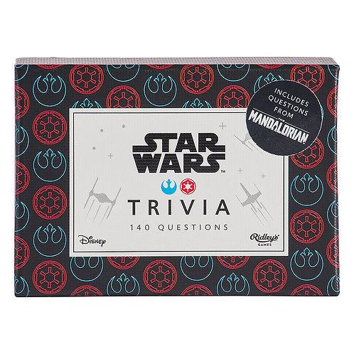 Ridley's Games Star Wars Trivia Quiz