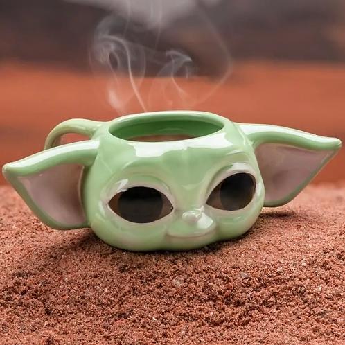 The Mandalorian 'The Child' 3d Mug
