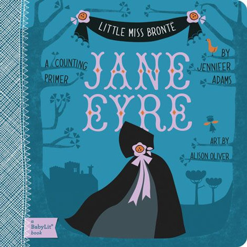 Jane Eyre (a Counting Primer)