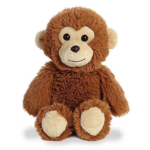 Cuddly Friends Monkey - Small Soft Toy