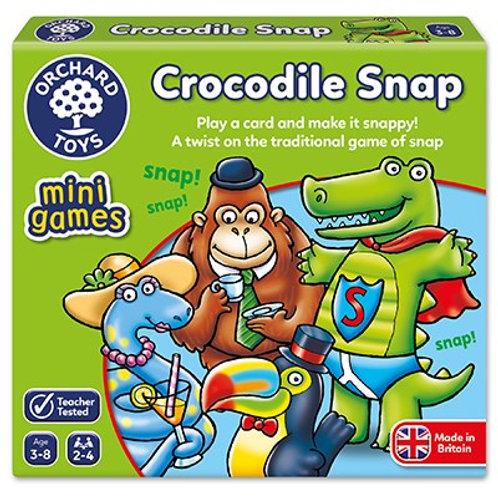 Orchard Toys Crocodile Snap