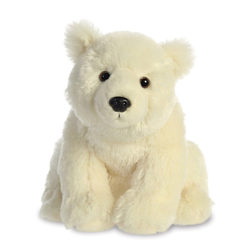 Aurora World Destination Nation Polar Bear 12 inch Soft Toy