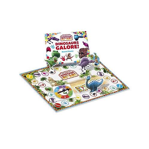 Dinosaur Roar Dinosaurs Galore Board Game