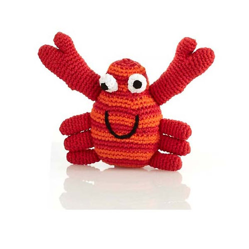 Crab Toy by Pebble Child