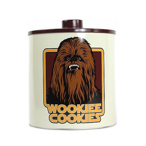 Star Wars Chewbacca Biscuit Barrel