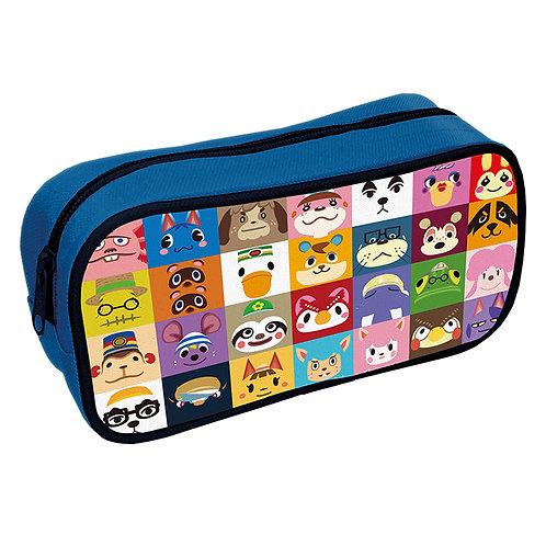 Animal Crossing Villagers Pencil Case