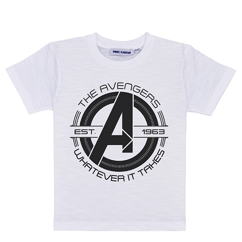 Fabric Flavours Avengers Whatever It Takes Tee