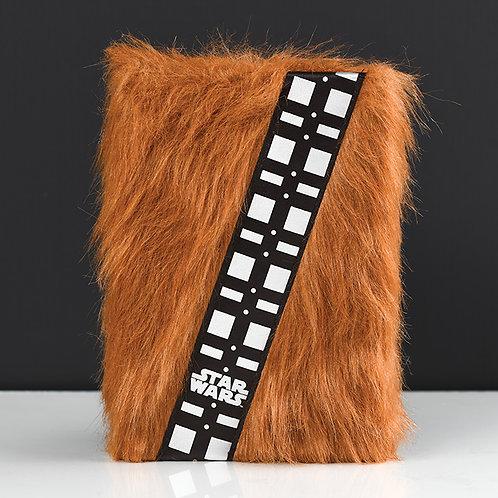 Star Wars Chewbacca Furry Premium A5 Notebook