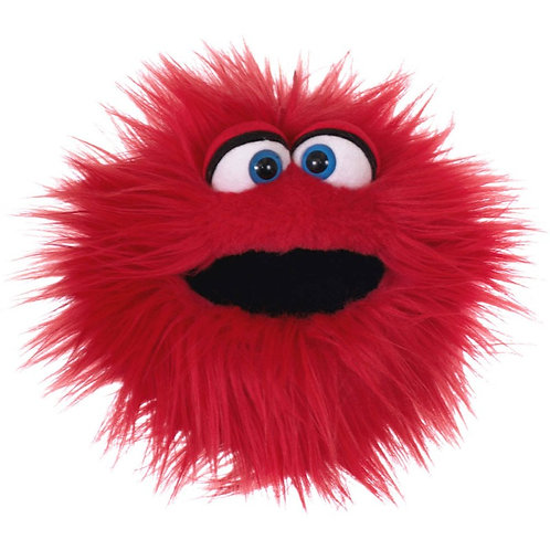 Red Twaddle Hand Puppet