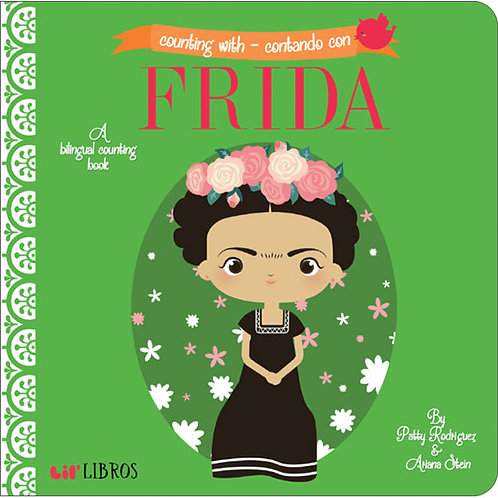 Counting With Frida (A Bilingual Counting Book)
