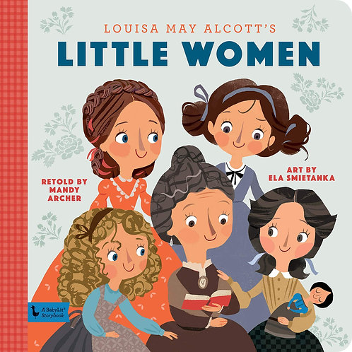 Little Women: A BabyLit Storybook Hardcover