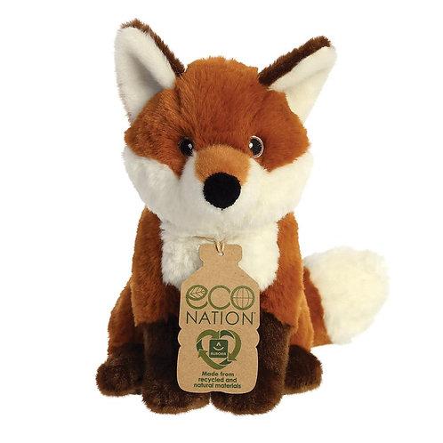 Eco Nation Fox Soft Toy