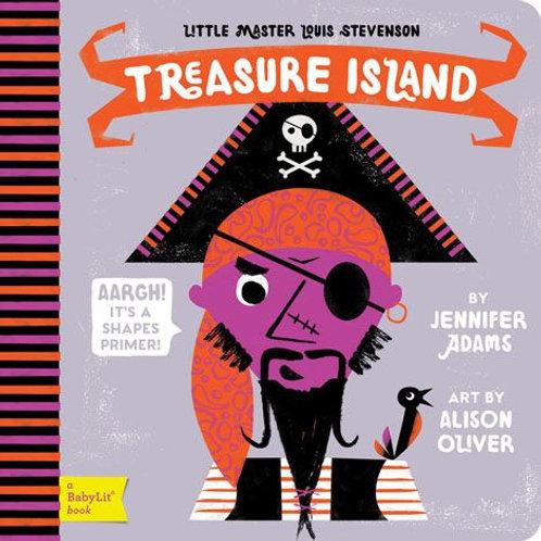 Treasure Island (a Shapes Primer)