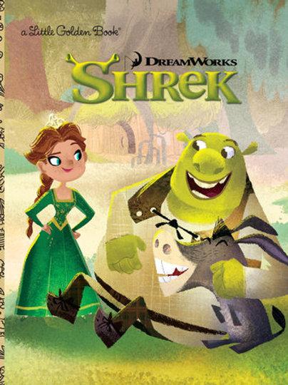 Shrek A Little Golden Book