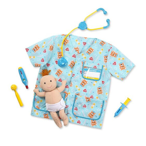 Melissa & Doug Pediatric Nurse Costume