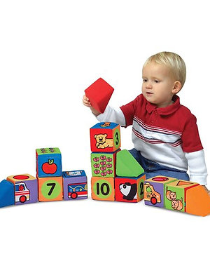 Melissa & Doug Block And Learn