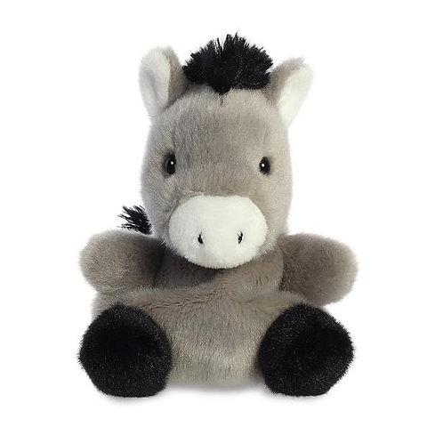 Palm Pal Donkey Soft Toy