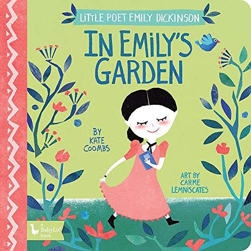 In Emily's Garden Little Poet Book