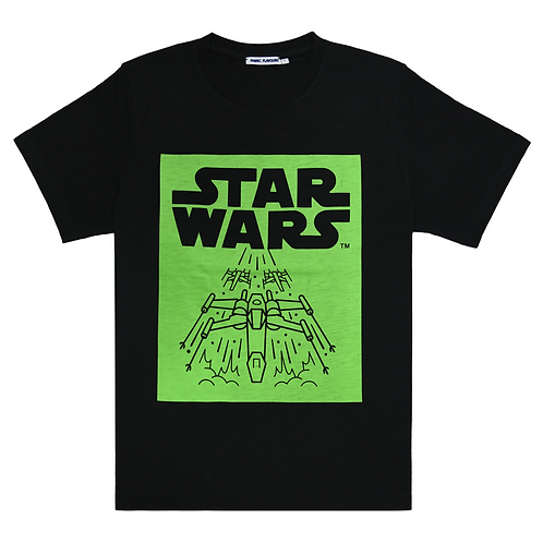 Fabric Flavours Star Wars Neon X Wing Tee