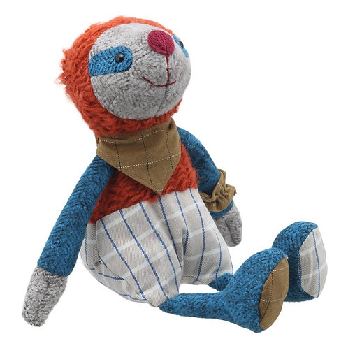 Wilberry Woolies Sloth Soft Toy