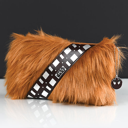 Star Wars Chewbacca Furry Pencil Case
