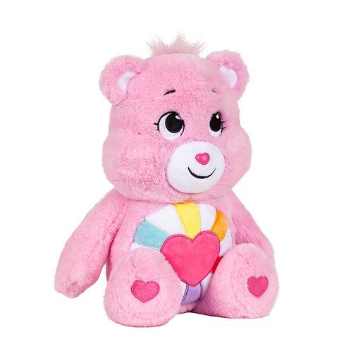 Care Bears Hopeful Heart Bear Soft Toy