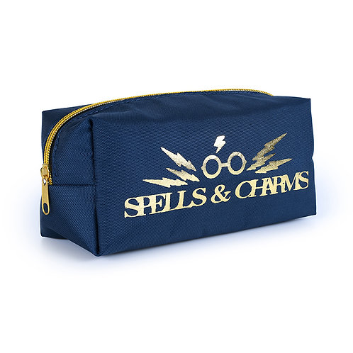 Harry Potter Spells & Charms Pencil Case