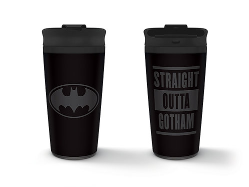 DC Comics Batman Travel Mug