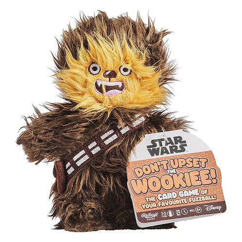 Ridley's Games Star Wars Don't Upset The Wookiee! Card Game
