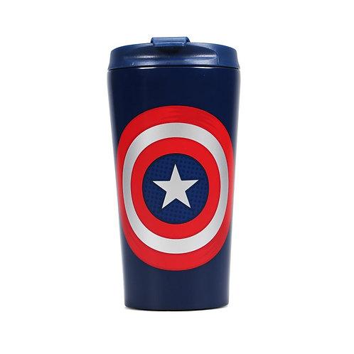 Marvel Captain America's Shield Travel Mug