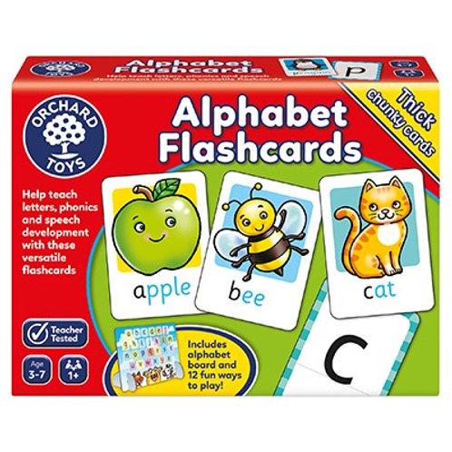 Orchard Toys Alphabet Flashcards