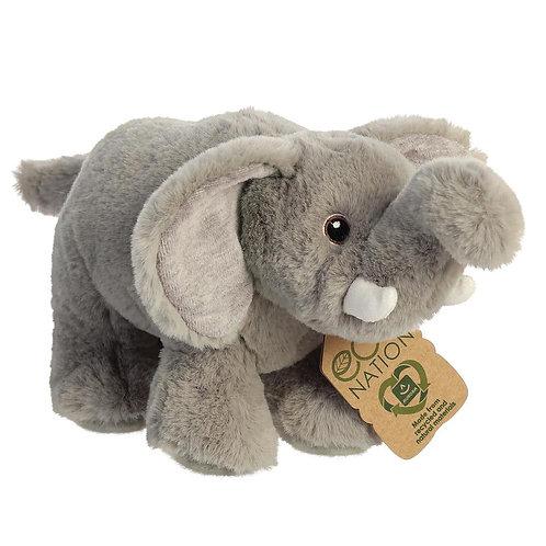 Eco Nation Elephant Soft Toy