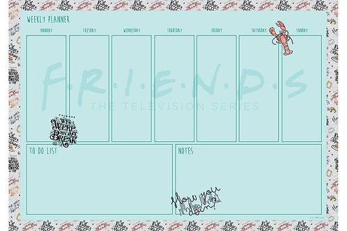 Friends Desk Pad