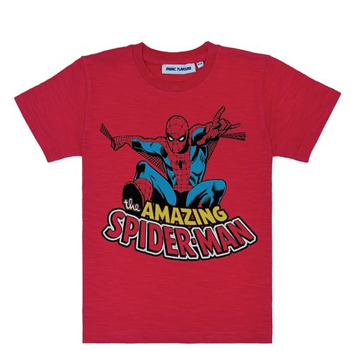 Fabric Flavours The Amazing Spider-Man Tee