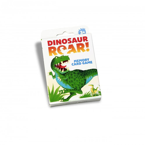 Dinosaur Roar Memory Card Game