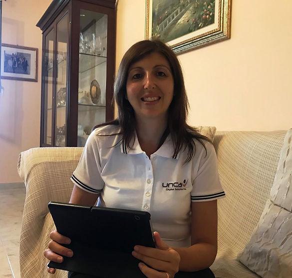 Valentina Cappello - Resp. Social Media Manager Uncav