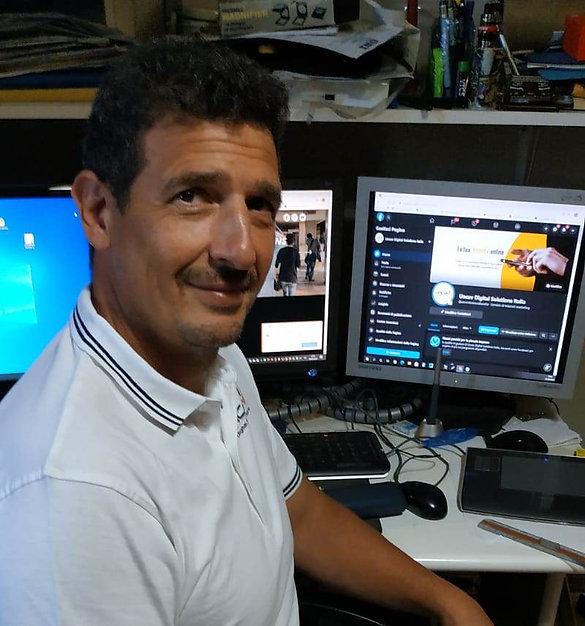 Giulio Vicini - Resp. Graphic Web Designer Uncav